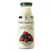Folkington's British Summer Berries 12x250ml