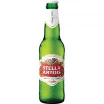 Stella Artois Beer Bottles 24x33cl