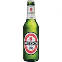 Becks Beer Bottles 24x275ml