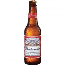 Budweiser Beer Bottles 24x33cl
