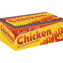 Fc0 Small Chicken /chips Box 1x400