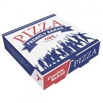 "7""  White Pizza Box 1x100 (appr)"