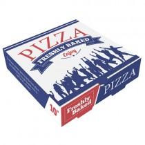 "10""  White Pizza Box 1x100 (appr)"