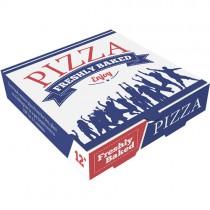 "12""  White Pizza Box 1x100 (appr)"