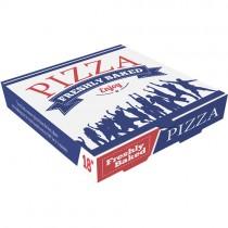 "18"" White Pizza Box 1x50 (appr)"