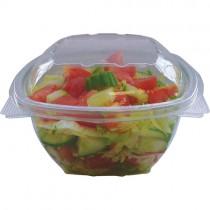 Premium Round Salad Container 750ml 1x300