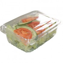 Salad Container (large) (750ml) 1x300