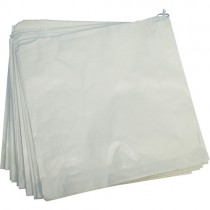 8.5x8.5 White Paper Bags 1000(ss0808)