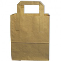 Take It Away Small Brown Kraft S.o.s Bag X250