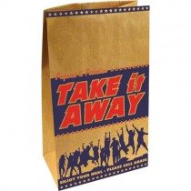 Take It Away R8 Paper Bags 1x250