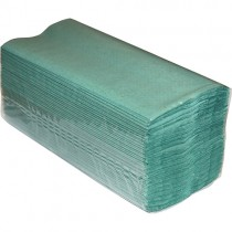 Paper Hand Towels (green) 2640sheets