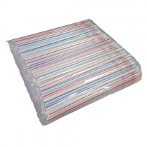 Jumbo Straws (individually Wrapped)1x250