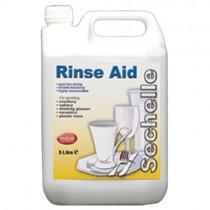 Sechelle Dishwasher Rinse Aid  2x 5ltr