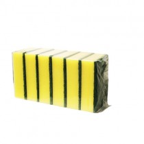 Foam Backed Scourers (thick) 1x6