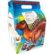 Dinosaur Kids Meal Box 1x250