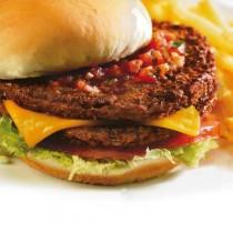 U.s Economy Halal Burger 48x56g