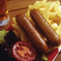 Cp Halal Beef Sausages 6's 4.54kg