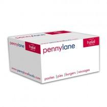 Penny Lane Halal Sausages 4's 1x4.54kg