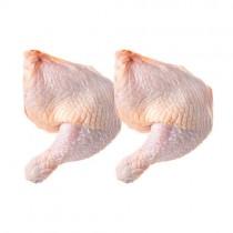 Frozen Halal Raw Chicken Leg Quarters 1x10kg