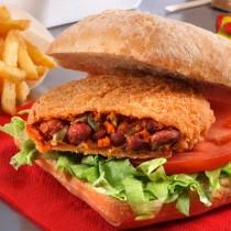Kater Veg Spicy Bean Burger  24x100gr (kv2164)