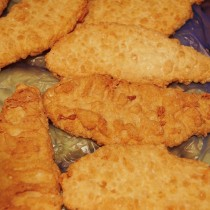 Battered Fish Small Fry 60x(50-70g)