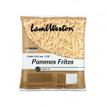Lw F.c Crinkle Cut Fries 4x2.5kg (f77)
