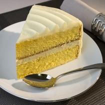 Tangy Lemon Fudge Cake 1x1.42kg