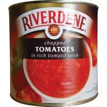 Riverdene Chopped Tomato 6x2.5kg