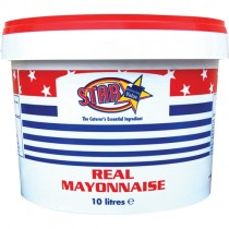 Star Real Mayonnaise 10ltr Bucket