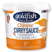 Goldfish Chinese Curry Sauce 1x 4.5kg