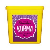 Dinaclass Korma Curry Sauce Mix 1x2kg