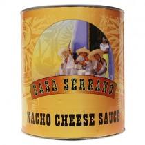 Casa Serrano Nacho Cheese Sauce 1x3kg