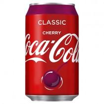 Cherry Coke  24x330ml Cans (gb)