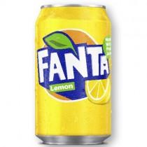Fanta Lemon Can (gb) 24x330ml