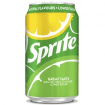 Sprite Cans (gb) 24x330ml