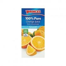 Princes Orange Juice 24x200ml