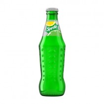 Sprite Zero Glass Bottles 24x330ml.