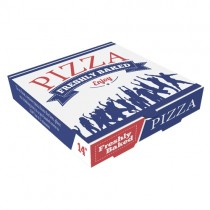 "14"" White Pizza Box 1x50 (appr)"