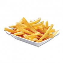 Chippychip Size White Trays X500 165x127x30mm