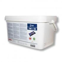 Detergent Tablets (blue Sq Bucket)1x150 6kg