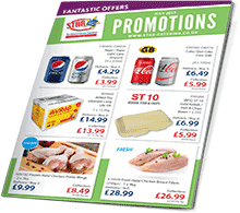 July 2017 Promotions