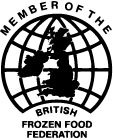 Member of the British Frozen Food Federation